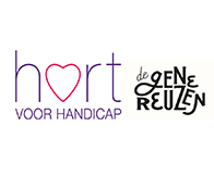 logo hart voor handicap